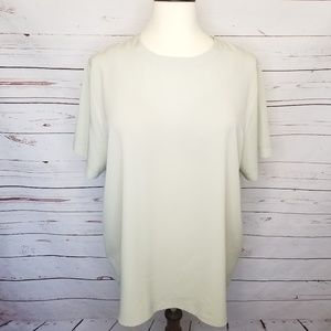 FASHION BUG Short Sleeve Blouse 22/24